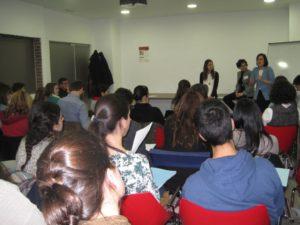 Foto del Curso de Afectividad de la Fundación Maior