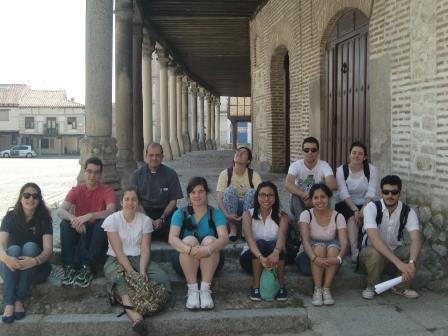 Foto del Curso Cultural para Universitarios Verano 2014