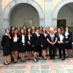 Voluntarios Encuentro Fe Cristiana y Servicio al Mundo 2014