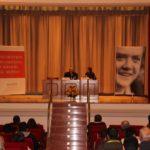 Foto general del escenario en el Encuentro Fe Cristiana y Servicio al Mundo de 2016, que trató sobre el Libro de La Confesión de Adrienne von Speyr