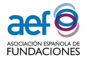 Logo de la Asociación Española de Fundaciones