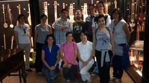 Visita de la Fundación Maior al Museo de la Música de Urueña (de Luis Delgado)