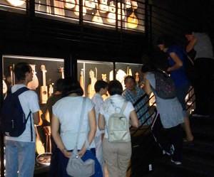 Visita de la Fundación Maior al Museo de la Música en Urueña (con Luis Delgado)