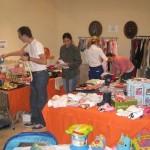 Voluntarios Rastrillo Solidario Fundación Maior