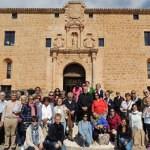Foto de la Visita Cultural a Burgo de Osma que realizó la Fundación Maior en octubre 2015