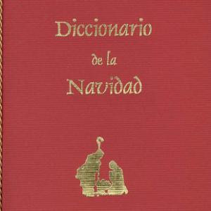Portada del Diccionario de Navidad de la Fundación Maior