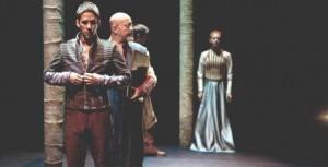 """Escena de """"El castigo sin venganza"""", de Lope de Vega, representada por Fundación Siglo de Oro"""