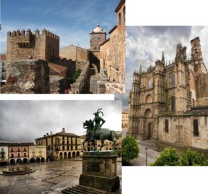 Visita Cultural a Cáceres, Plasencia, Trujillo, por la Fundación Maior en octubre 2016