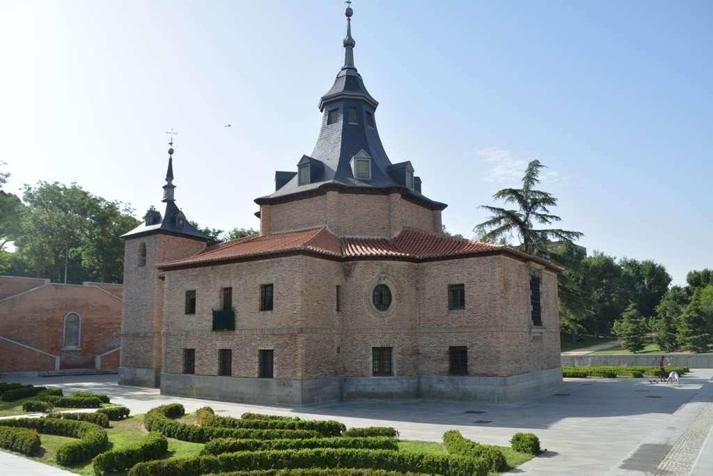 Foto de la Ermita de la Virgen del Puerto en Madrid