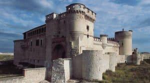 Foto del Castillo de Cuéllar (Segovia)