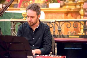 Foto de un Concierto de piano de Eduardo Ávila