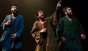 """Escena de la obra de teatro """"La ternura"""", de Alfredo Sanzol, por Teatro de la Ciudad"""