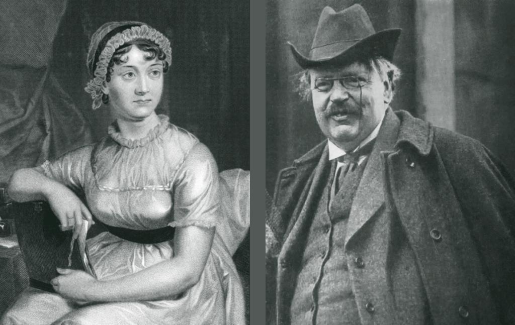 Jane Austen y Chesterton