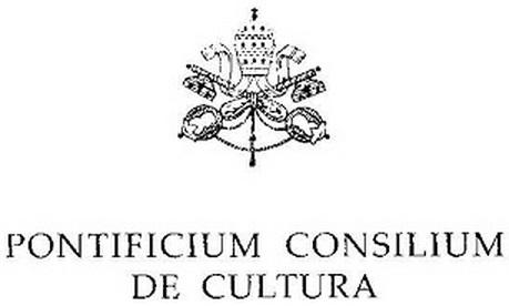 Logo Consejo Pontificio de Cultura
