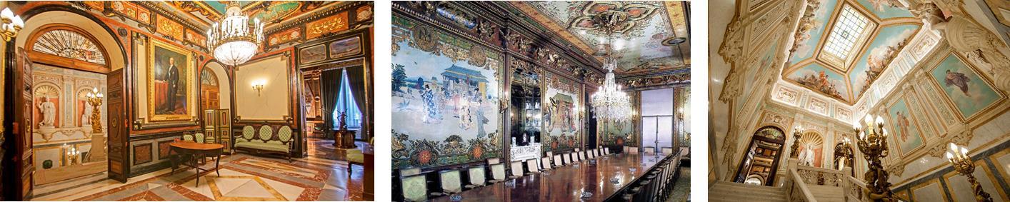 Fotos Palacio Santoña Madrid