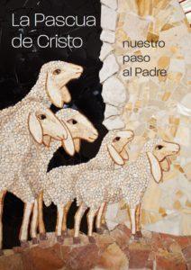 Libro Para colorear La Pascua de Cristo (mosaicos Centro Aletti)